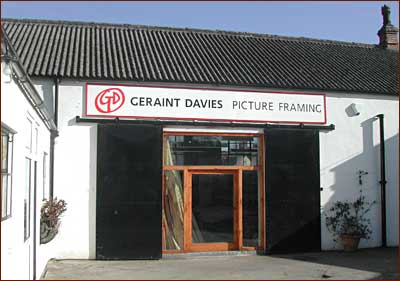geraint davies picture framing frome