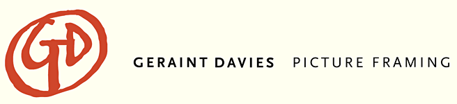 Geraint Davies bespoke picture framing - Frome, Somerset
